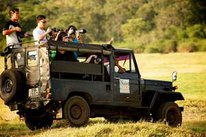 Jeep safari in Kawdulla