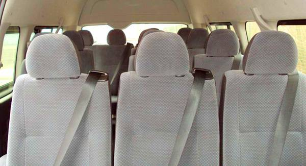 Toyota-Hiace-High-Roof-Interior