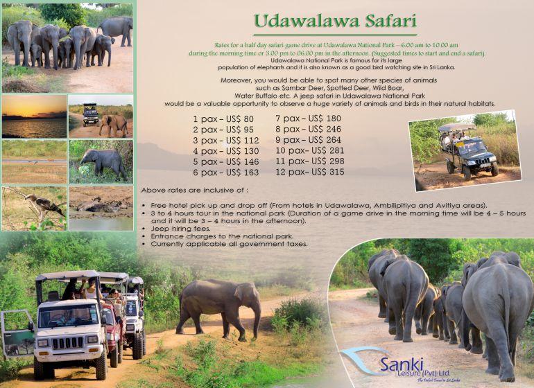 udawalawe national park jeep safari sri lanka. Black Bedroom Furniture Sets. Home Design Ideas