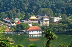 upper lake kandy