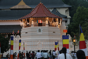kandy tooth relic temple