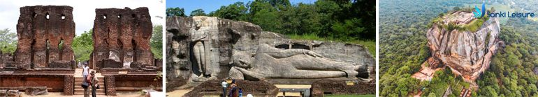 polonnaruwa and sigiriya city tour
