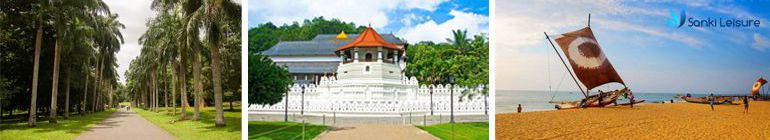 Kandy and Negombo attractions