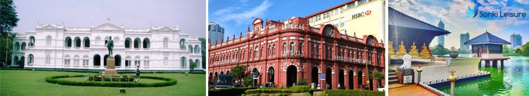 sightseeing tour of Colombo